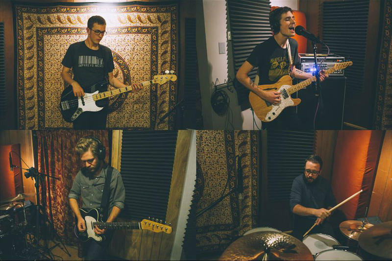 Great Interstate (clockwise from top-left): Matt Morrison, Andrew Goldring, Ken Vallejos, and Tate McCallum-Law