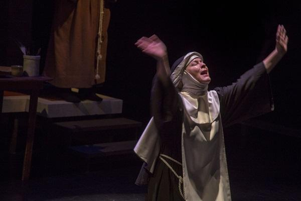 Christy  Summerhays as Hildegard of Bingen