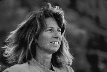 Writer and naturalist Ellen Meloy (1946-2004).