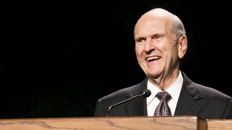 President Russell M. Nelson, The Church of Jesus Christ of Latter-day Saints