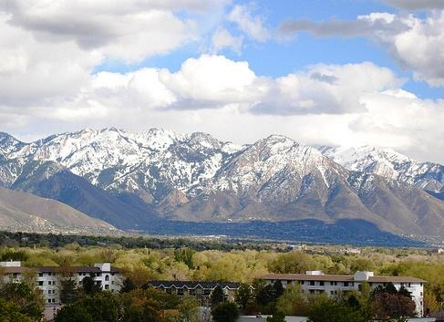 Spring snow in the Wasatch mountains above Salt Lake City could be a thing of the past by the end of this century if predictions hold true.