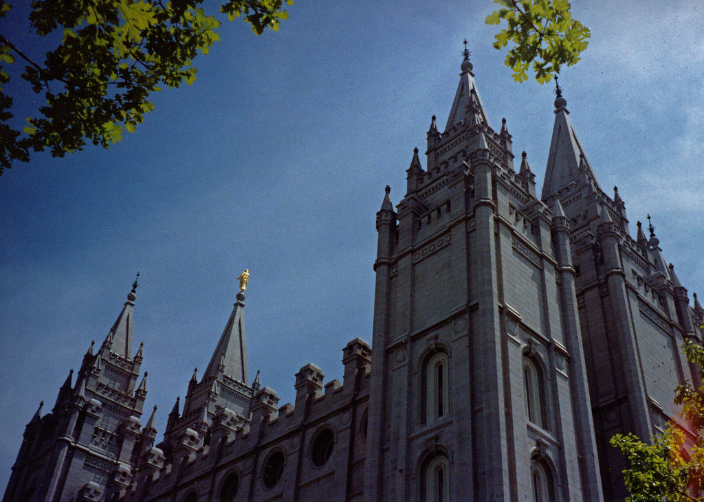 Mormon Temple Sex