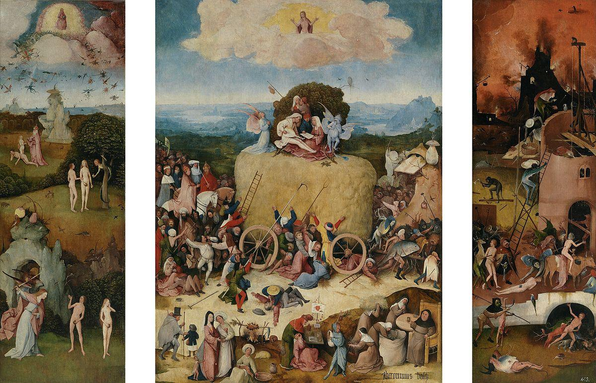 The Life and Art of Hieronymus Bosch   RadioWest