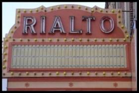 The historic Rialto Theatre, an 83-year-old El Dorado landmark, would undergo renovations as part of a $50 million plan to create an arts district in downtown El Dorado.