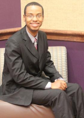 Wiley College sophomore Tyler Butler will debate Harvard University on the topic of guns in school.