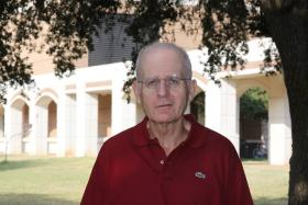 LSU Shreveport political science professor William Pederson has taught for 38 years.