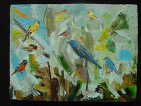 """Birds"" by Frank Herbert was inspired by the grackles that congregated in the Wal-Mart parking lot in Longview."