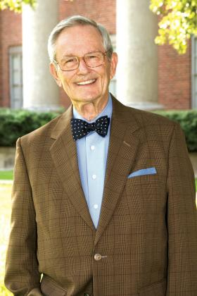 Centenary College's historian Lee Morgan taught at the college for 44 years, and provides a first-hand account of integration at the college.
