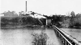 Shreveport Water Works circa 1911.