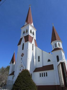The bells tolled at St. John the Baptist Catholic Church on a tragic day in 1964 in Allenstown, N.H.