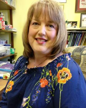 LSU Shreveport mathematics professor Judith Covington coordinates meetings for the North Louisiana Math Teachers' Circle, a group comprised of about 30 teachers.