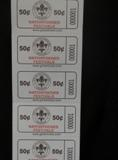 Festival-goers in Natchitoches must now pay for things by using a new coupon system instead of cash.