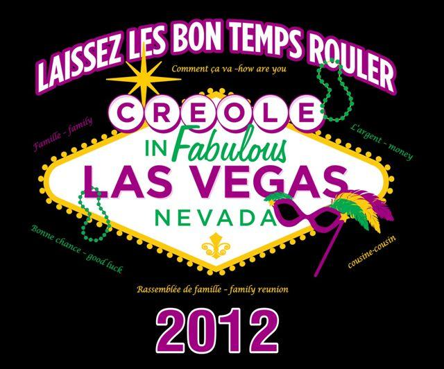 "The ""Creole in Vegas"" event is May 11-12 at Suncoast Hotel and Casino in Las Vegas."