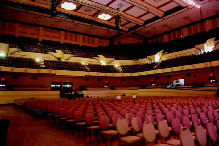 The Hall Before Doors Open