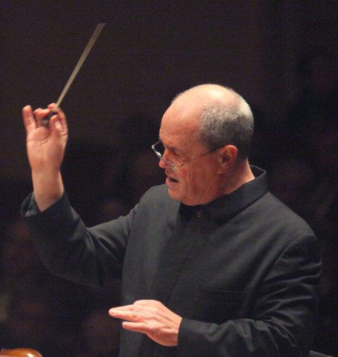 Conductor Hans Graf