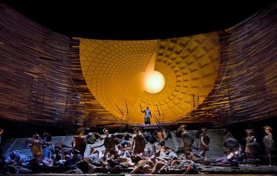 Scene from Les Troyens