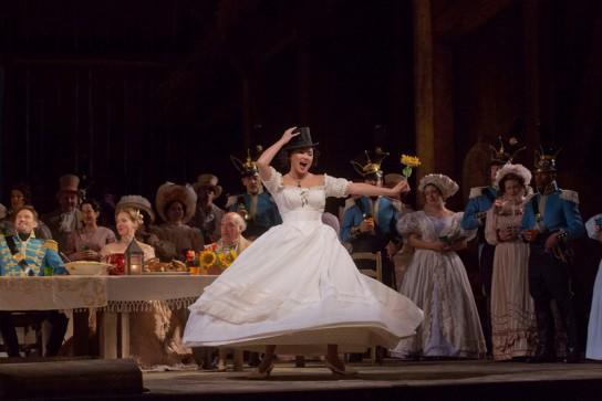 Anna Netrebko in Donizetti's L'Elisir d'Amore