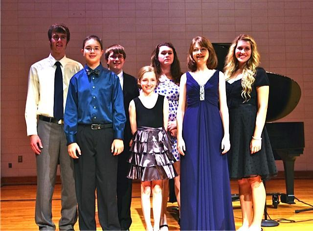 Our 2012 Young Artists Winners