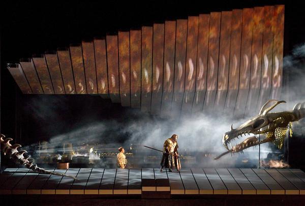 Scene from Wagner's Das Rheingold 2