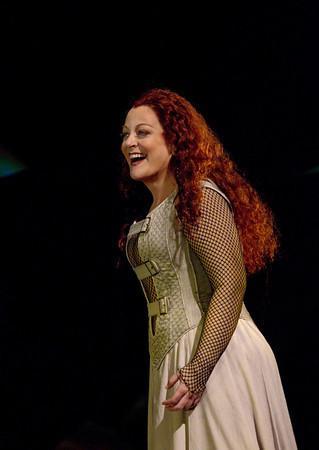 Deborah Voigt as Brünnehilde