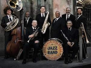 Preservation Hall Jazz Band Live