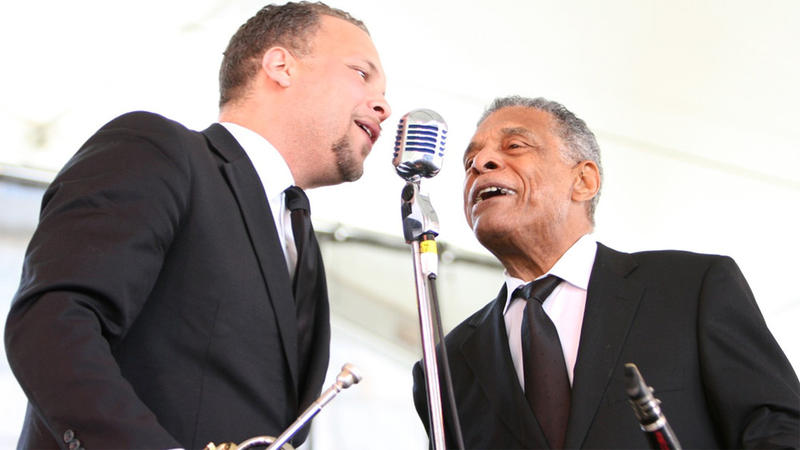 The Preservation Hall Jazz Band: Newport Folk 2010