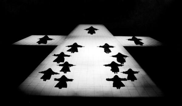 Scene from Poulenc's Dialogues Des Carmélites
