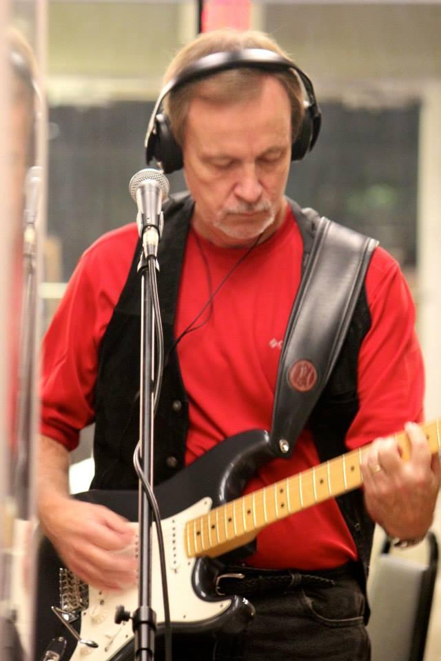 David Fruge' - Guitar & Vocals