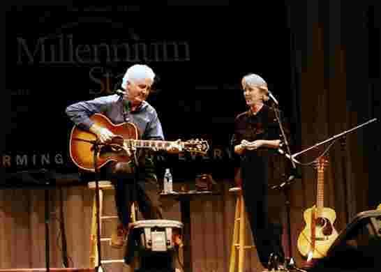 Cindy Mangsen & Steve Gillette