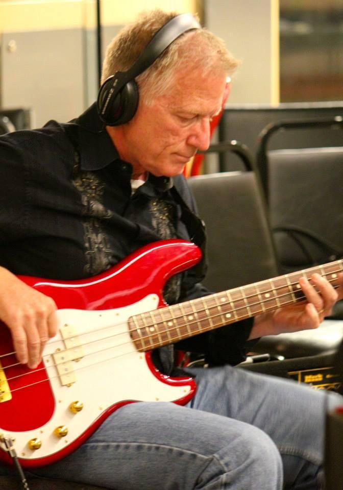 Jerry Mathews: Bass