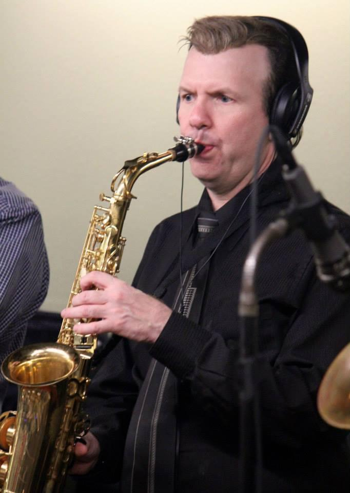 Kenny Alderman: Alto Sax