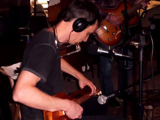 Michael Futreal dulcimers, banjo, harmonica, flute