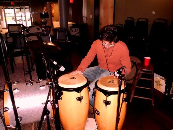 Troy Messina percussion