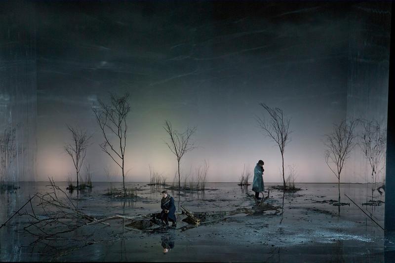 Scene from Eugene Onegin