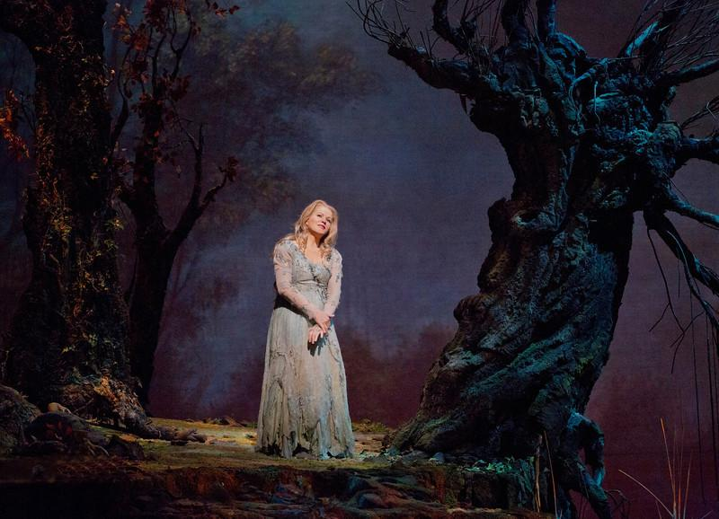Renée Fleming as Rusalka