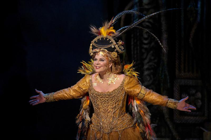 Susan Graham as Sycorax