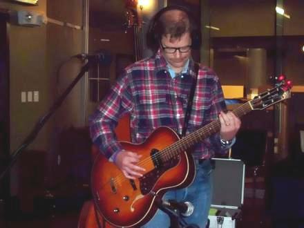 Joel Boultinghouse bass & guitar