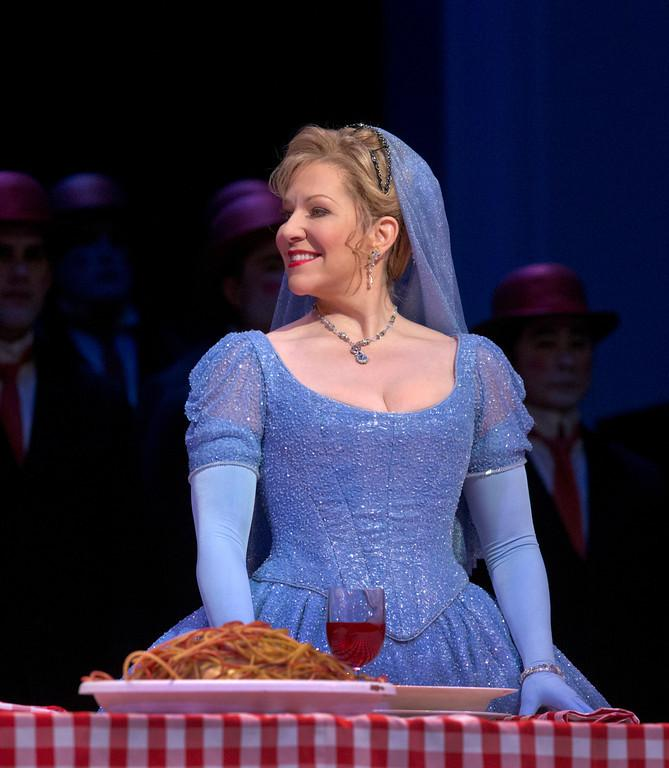 Joyce DiDonato as Angelina
