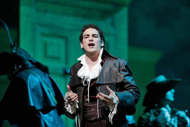 Juan Diego Flórez sings Prince Ramiro