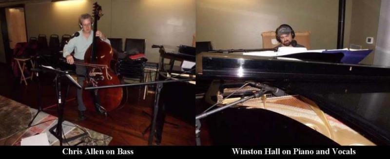 Chris Allen & Winston Hall