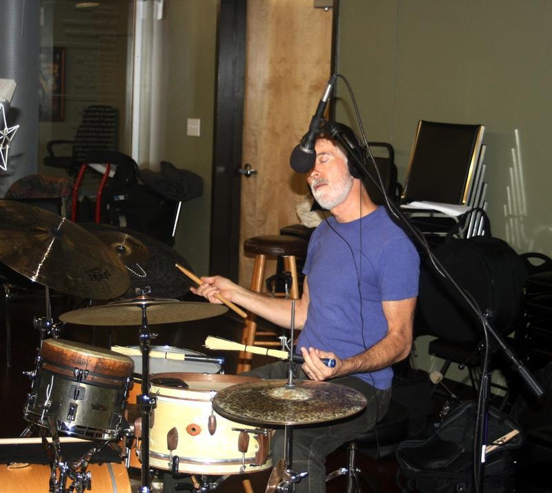 Lane Bayliss on Drums