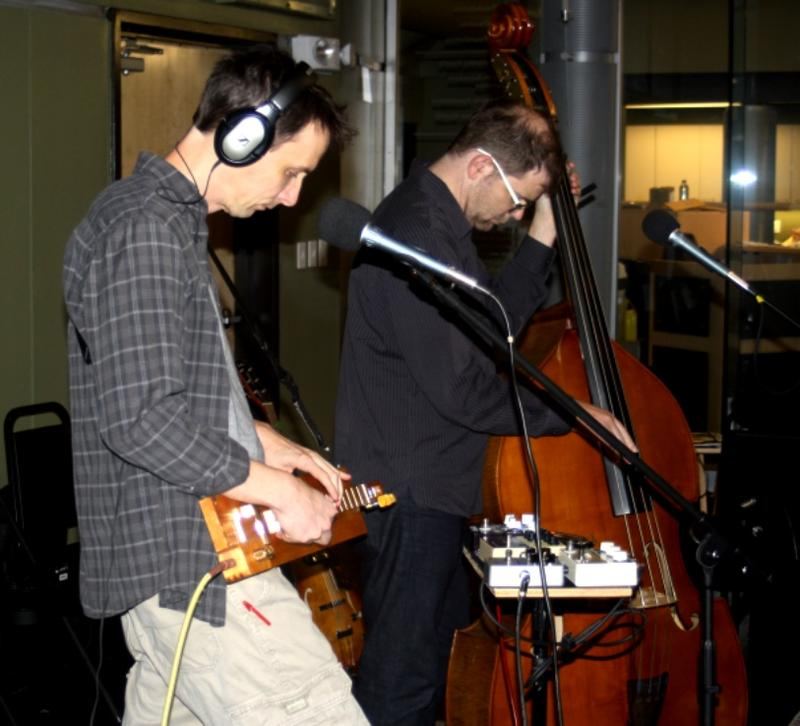 Michale Fureal on Multiple Instruments and Joel Boultinghouse on Bass & Guitar