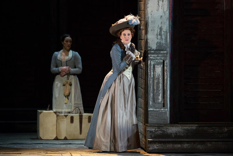 Emma Bell as Donna Elvira in Mozart's Don Giovanni