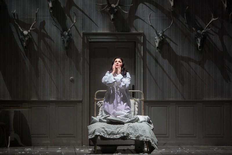 Anna Netrebko in the title role of Tchaikovsky's Iolanta