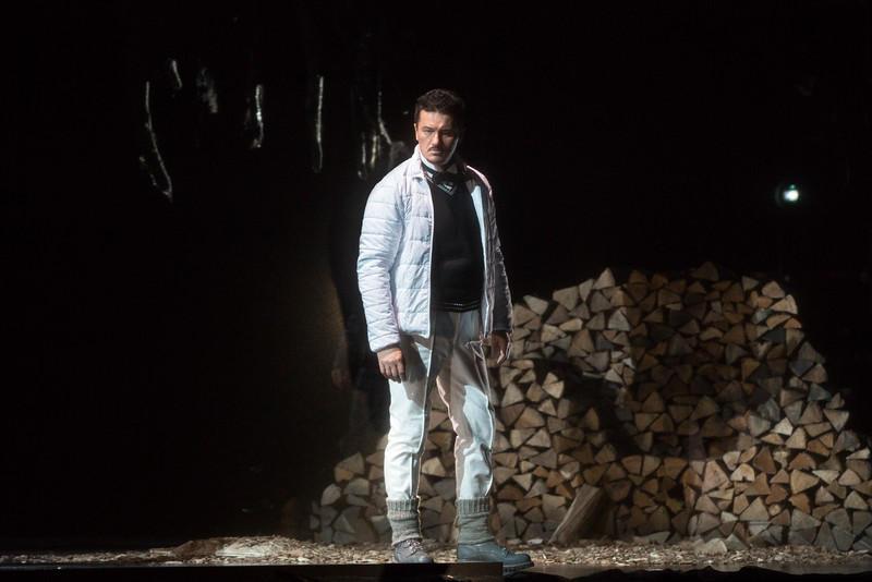 Piotr Beczala as Vaudémont in Tchaikovsky's Iolanta