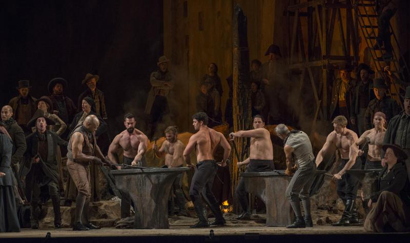 The Anvil Chorus from IL Trovatore