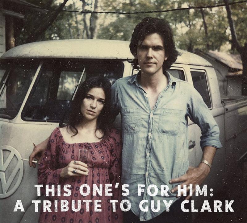 Susanna and Guy Clark