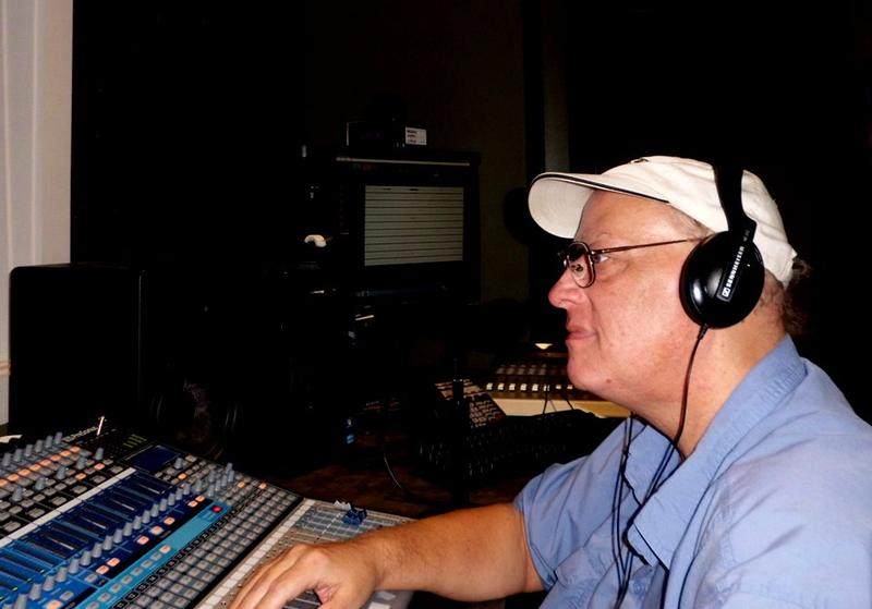 Bill mixing the show
