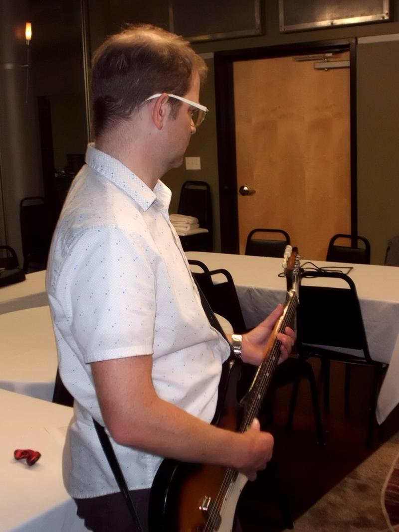 Joel with Guitar