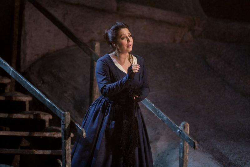 Barbara Frittoli as Mimì in Puccini's La Boheme